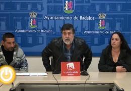 IU lamenta la situación que viven las familias al límite