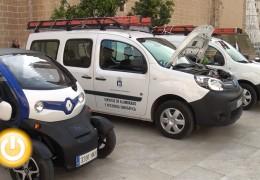 El Ayuntamiento amplía su flota de vehículos eléctricos