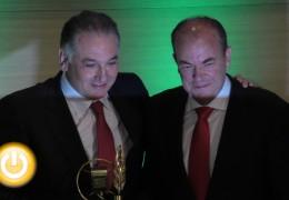 Francisco Piñero gana el Premio Empresario de Badajoz 2014