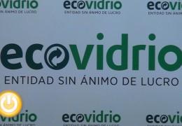 Ecovidrio y el Ayuntamiento de Badajoz inician una campaña de concienciación sobre reciclado de vidrio