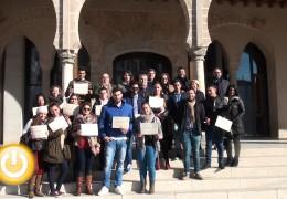 Entregados los diplomas del II Aprender trabajando