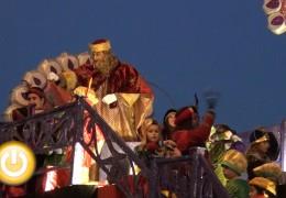 Los Reyes llenan de magia e ilusión Badajoz