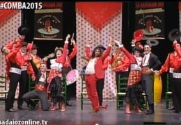 Murgas Carnaval de Badajoz 2015: La Mascarada en preliminares