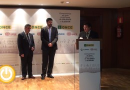 Fernando Iglesias, nuevo Delegado Territorial de ONCE en Extremadura