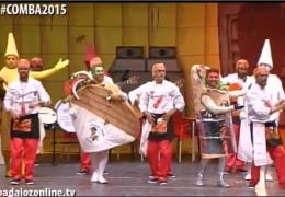 Murgas Carnaval de Badajoz 2015: Los Taifas en preliminares