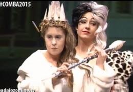 Murgas Carnaval de Badajoz 2015: La Galera en preliminares