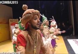 Murgas Carnaval de Badajoz 2015: Water Closet en preliminares