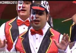 Murgas Carnaval de Badajoz 2015:  Los Indecisos en preliminares