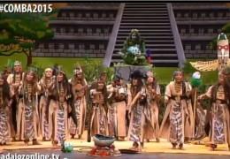 Murgas Carnaval de Badajoz 2015: Las Sospechosas en preliminares