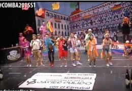 Murgas Carnaval de Badajoz 2015: Los Chungos en semifinales