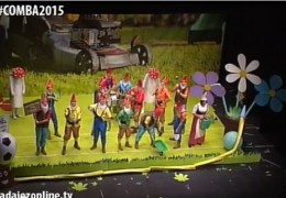 Murgas Carnaval de Badajoz 2015: Los Chalaos en semifinales