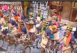 Murgas Carnaval de Badajoz 2015: Los Mirinda en Semifinales
