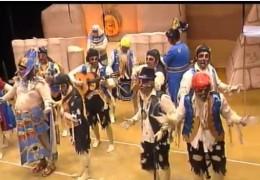 Murgas Carnaval de Badajoz 2015: Marwan en semifinales