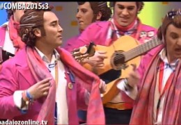 Murgas Carnaval de Badajoz 2015: Pa 4 días en semifinales