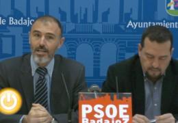 PSOE presenta dos mociones al próximo pleno