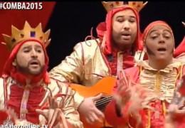 Murgas Carnaval de Badajoz 2015: Dakipakasa en preliminares