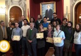 Entregados los premios JABA 2015 a jóvenes creadores