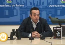 Badajoz celebra este fin de semana la I Jornada de observación de aves