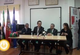 El embajador de Portugal visita el IES Bárbara de Braganza