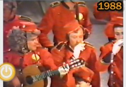 Te acuerdas: Carnavales 1988
