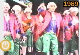 Te acuerdas: Carnavales 1989