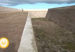 En marcha las obras de rehabilitación del lienzo del Fuerte de San Cristóbal