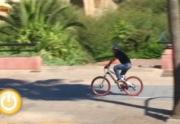 El Ayuntamiento de Badajoz paraliza la obra del carril bici