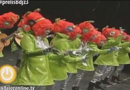 Murgas Carnaval de Badajoz 2014: Las Sospechosas en preliminares