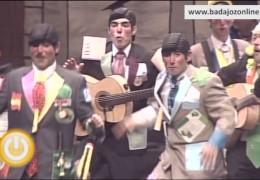 Murgas Carnaval de Badajoz 2014: Los Peleles en preliminares
