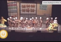 Murgas Carnaval de Badajoz 2014: Las Murguer Queen en preliminares