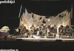 Murgas Carnaval de Badajoz 2014:  Pixa a la Fulaneska en semifinales