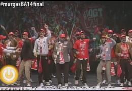 Final del Concurso de Murgas Carnaval de Badajoz 2014: Los Chungos