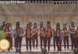 Final del Concurso de Murgas Carnaval de Badajoz 2014: Los Murallitas