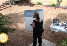 El concurso de pintura al aire libre contará con una exposición de obras ganadoras