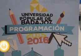 La Universidad Popular incluirá Danza fusión y Guión Audiovisual