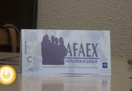 AFAEX programa talleres para dar a conocer mejor el alzheimer