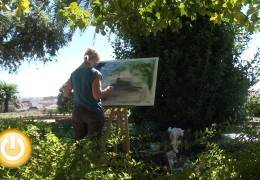 La pintura toma las calles del Casco Antiguo
