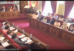 Pleno ordinario de septiembre de 2015 del Ayuntamiento de Badajoz