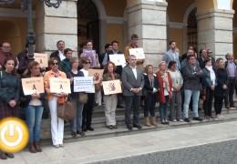 Minuto de silencio por una víctima de violencia en Tenerife