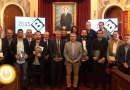 Los ganadores de los Premios Ciudad de Badajoz han recogido sus galardones
