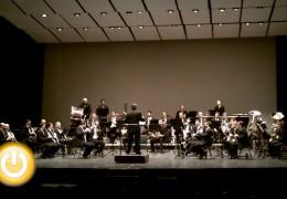 Concierto de Santa Cecilia de la Banda Municipal de Badajoz