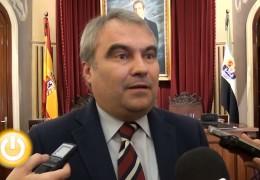 El alcalde hace balance del último pleno ordinario del año