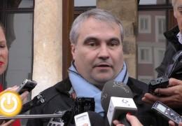 El alcalde también apuesta por que el Gabinete de Iniciativas transfronterizas esté en Badajoz