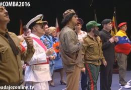 Murgas Carnaval de Badajoz 2016: Water Closet en preliminares