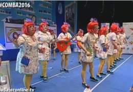 Murgas Carnaval de Badajoz 2016: Las Nenukas en preliminares