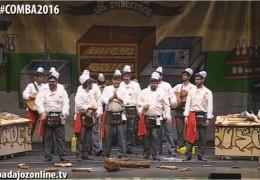 Murgas Carnaval de Badajoz 2016: Los Indecisos  en preliminares