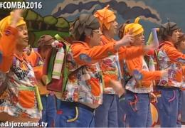 Murgas Carnaval de Badajoz 2016: Al Maridi en preliminares