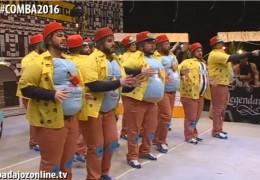 Murgas Carnaval de Badajoz 2016: A Contragolpe en Semifinales