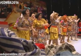 Murgas Carnaval de Badajoz 2016: Serendipity en Semifinales