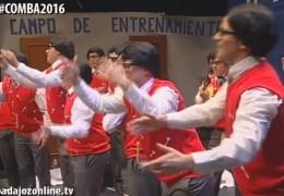 Murgas Carnaval de Badajoz 2016: Los 3W en Semifinales